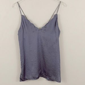Free People silky cami top